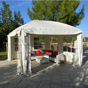 Gazebo Cicogna gemma basic