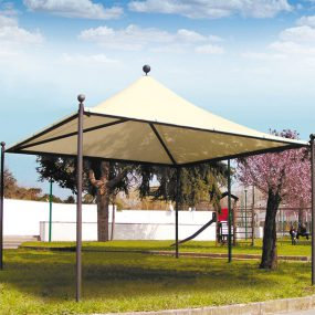 gazebo airone new cover the top