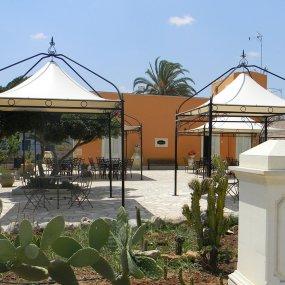 gazebo barocco out ornamentali giardino decorativi coverthetop