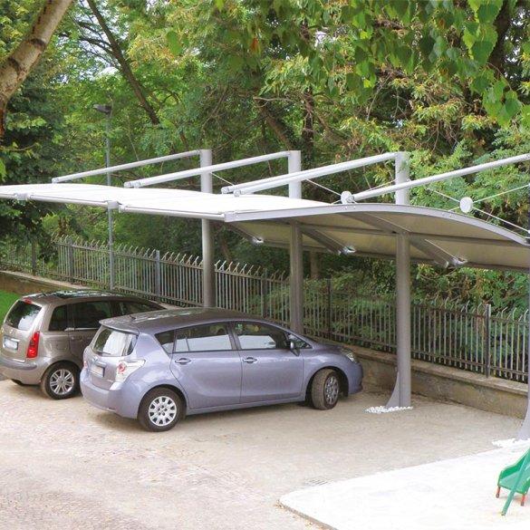 parking condor parcheggio