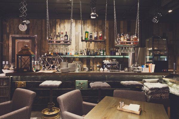 Arredare Un Pub Moderno.Arredare Un Pub Moderno